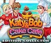 Katy and Bob: Cake Cafe Édition Collector