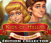 Kids of Hellas: Back to Olympus Édition Collector