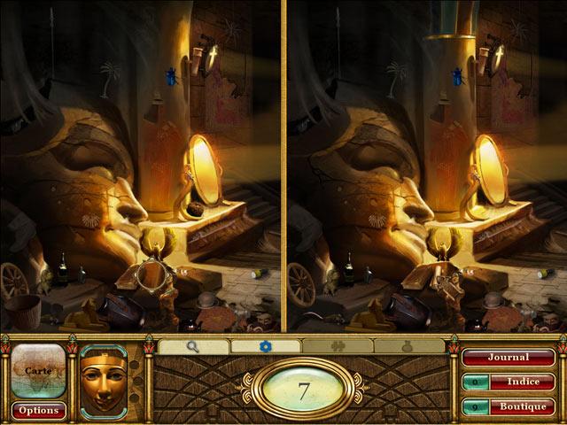 La Malédiction du Pharaon: Les Larmes de Sekhmet image