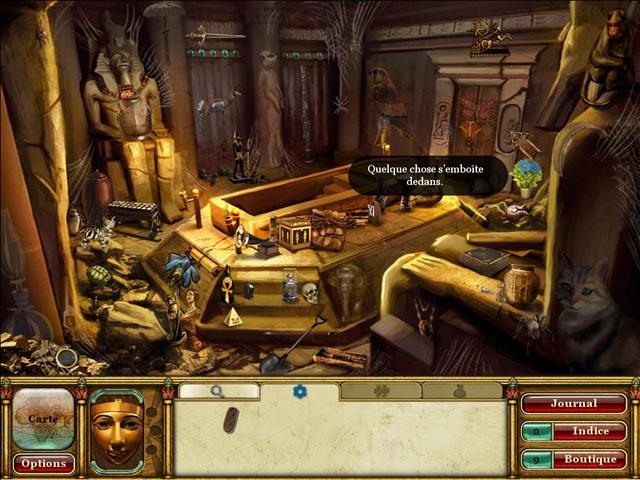 La Malédiction du Pharaon: Les Larmes de Sekhmet télécharger