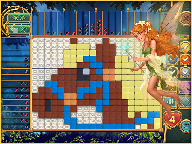 Legendary Mosaics: The Dwarf and the Terrible Cat télécharger