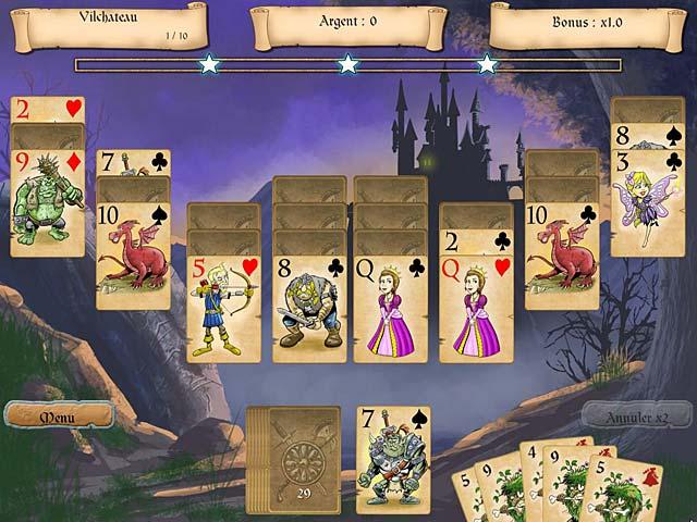 Legends of Solitaire: Les Cartes Perdues
