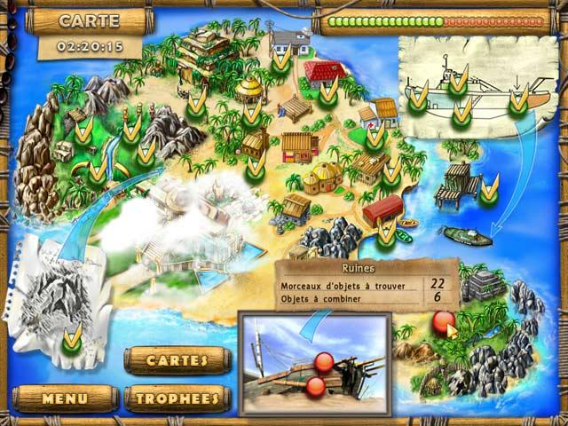 Les Trésors de l'Ile Mystérieuse image