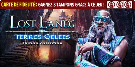 Lost Lands: Terres Gelées Édition Collector