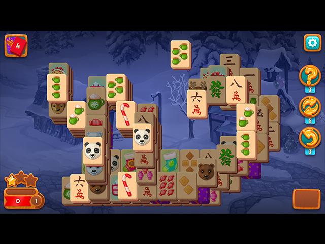 Mahjong Fest: Winterland télécharger