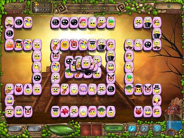 Mahjong: L'Héritage des Toltèques télécharger