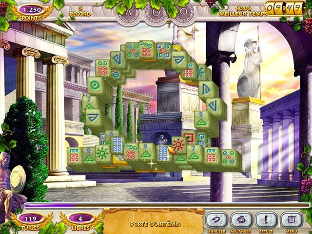 Mahjong Mysteries: Ancient Athena télécharger