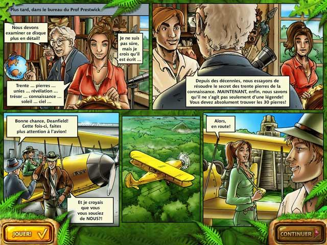 Mahjongg: Ancient Mayas télécharger