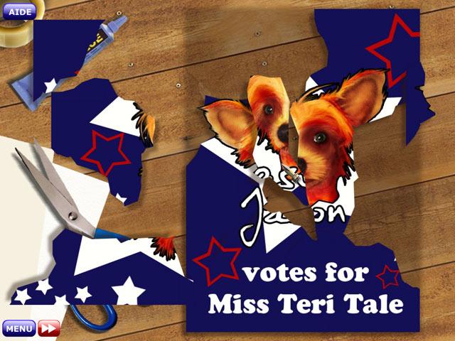 Miss Teri Tale: Vote 4 Me image