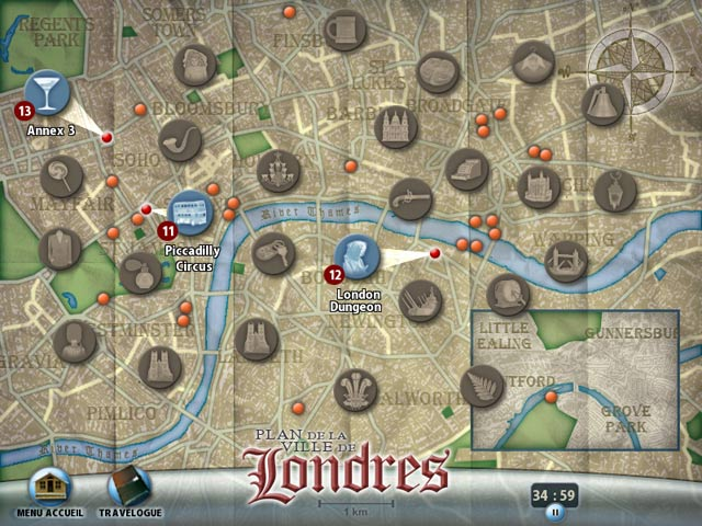 Mystère à Londres image