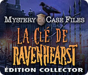 Mystery Case Files: La Clé de Ravenhearst Édition Collector