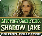 Mystery Case Files®: Shadow Lake Edition Collector