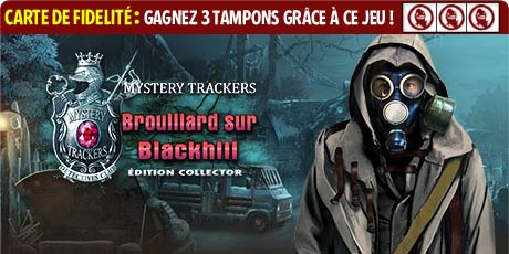 Mystery Trackers Brouillard sur Blackhill Édition Collector