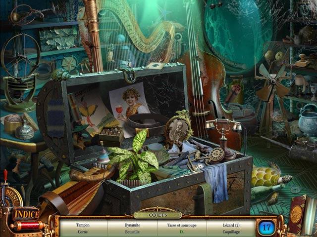 Nemo's Secret: Vulcania image