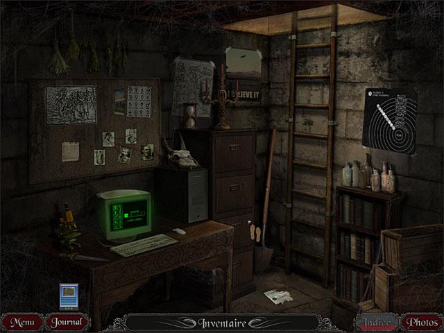Nightmare Adventures: Le Fardeau des Wystwick télécharger