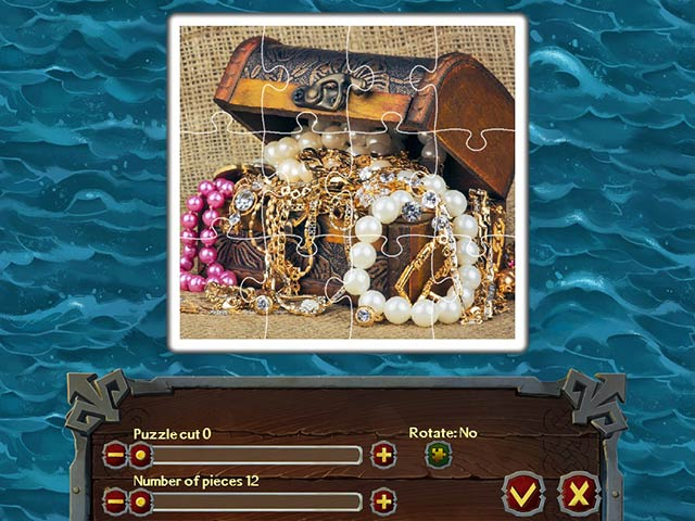 Puzzle Pirate 2