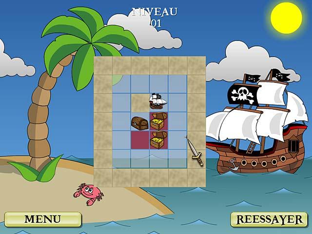 Pirate Solitaire télécharger
