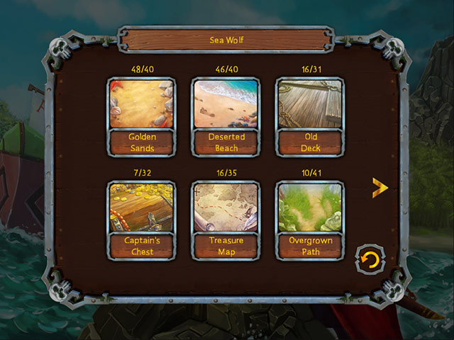 Solitaire Pirate 2 image