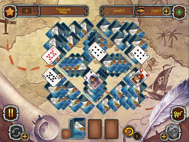 Solitaire Pirate image