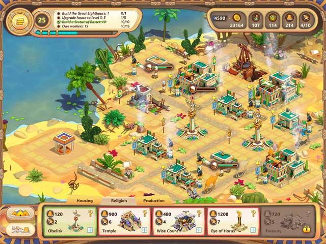 Ramses: Rise Of Empire télécharger