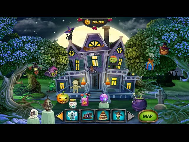 Secrets of Magic 3: Happy Halloween image
