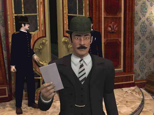 Sherlock Holmes: Le Mystère de la Momie télécharger
