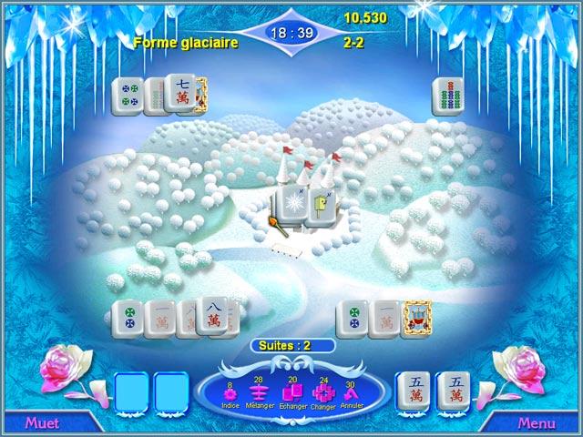 Snow Queen Mahjong télécharger