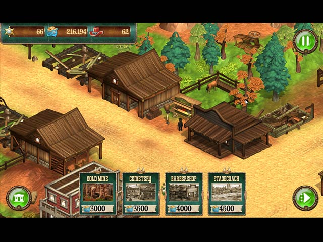 Solitaire Chronicles: Wild Guns télécharger