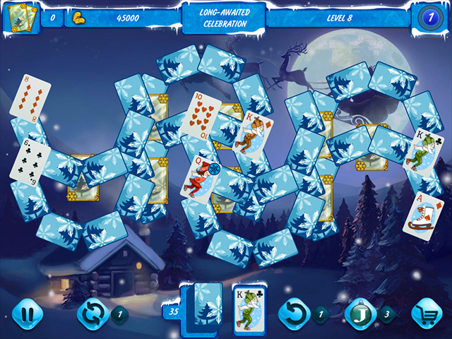 Solitaire de Jack Frost 3 télécharger