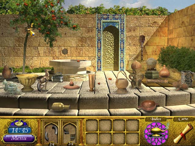 The Sultan's Labyrinth: Le Sacrifice de Bahar télécharger