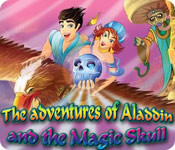 The Adventures of Aladdin and the Magic Skull