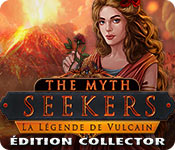 The Myth Seekers: La Légende de Vulcain Édition Collector