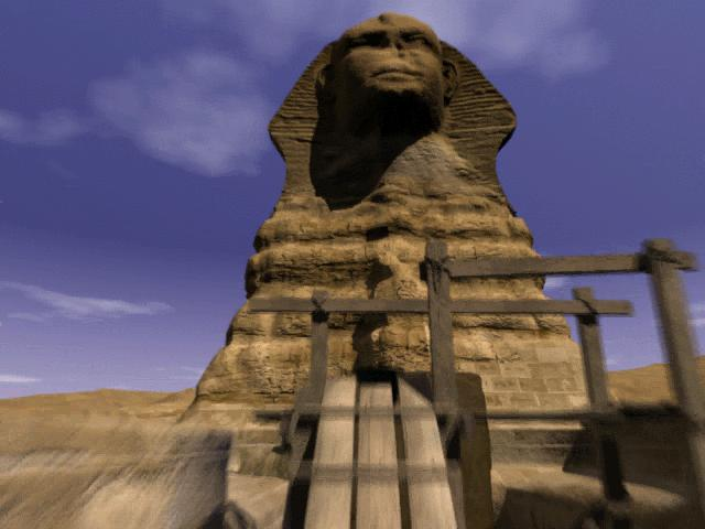 The Omega Stone: Riddle of the Sphinx II