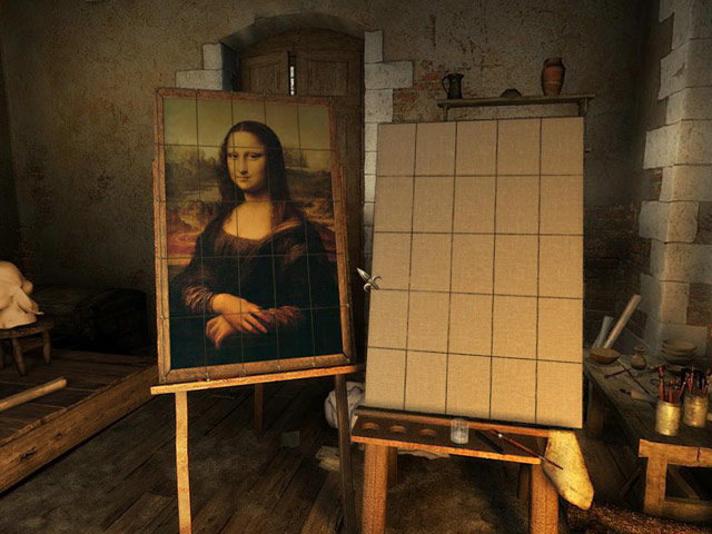 The Secrets of Da Vinci: Le Manuscrit Interdit image