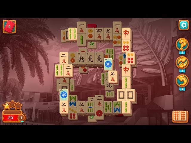 Travel Riddles: Mahjong image