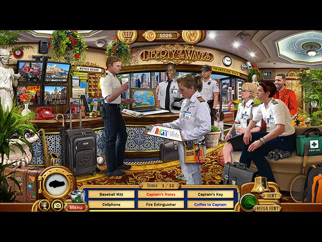 Vacation Adventures: Cruise Director 7 Édition Collector