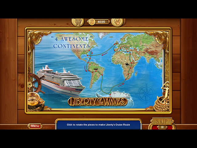 Vacation Adventures: Cruise Director 7 Édition Collector image