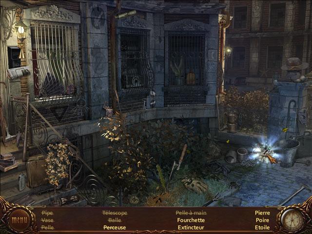 Vampire Saga: La Boîte de Pandore télécharger