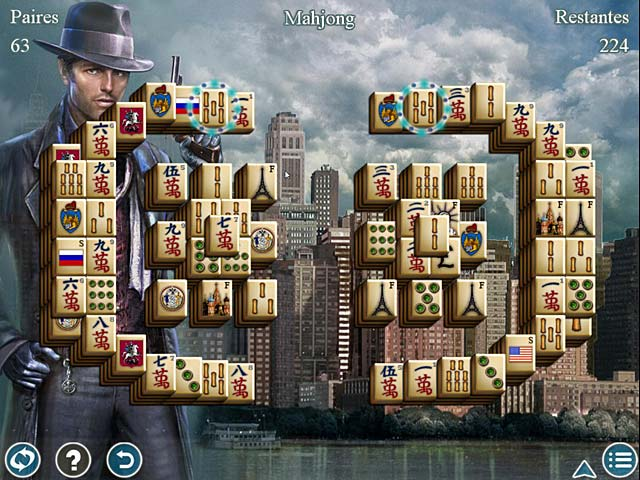 World's Greatest Cities Mahjong image