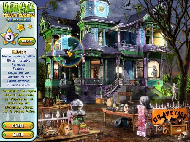 Yard Sale Hidden Treasures: Sunnyville image
