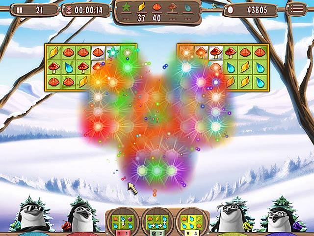 Yeti Quest: Crazy Penguins image