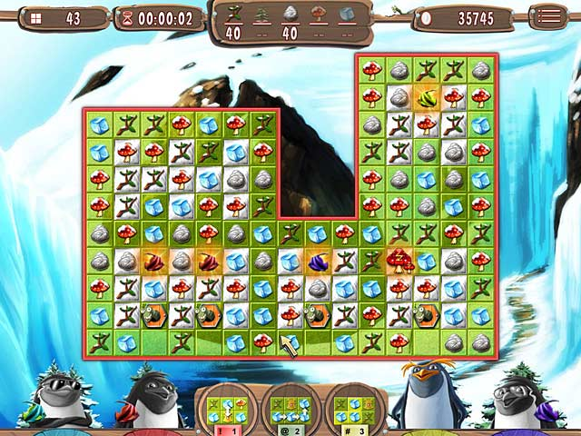 Yeti Quest: Crazy Penguins télécharger